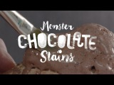 Persil presents Monster Chocolate Stains
