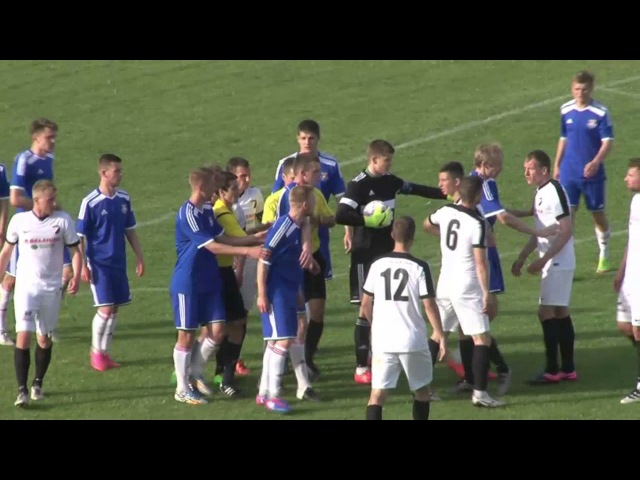 ЧБ 2017 Першая ліга 8 тур ФК Баранавічы ФК Белшына 1 0
