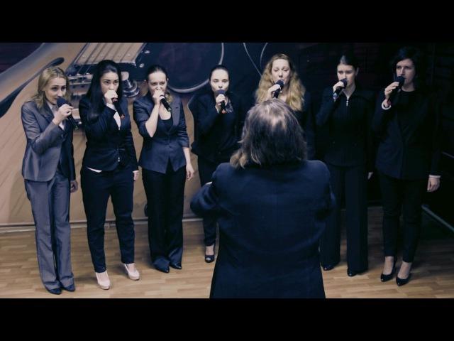 Главная тема из сериала Шерлок. BBC Sherlock Soundtrack. Phoenix Jazz Vocal Group(acappella cover)
