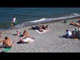 Крым. Алушта  (27.05.2017) - пляжи и набережная