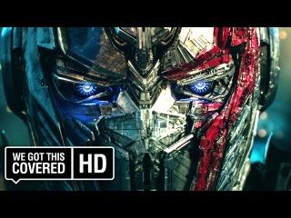 Transformers: The Last Knight Super Bowl Spot [HD] Anthony Hopkins, Mark Wahlberg, John Goodman