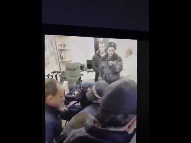 Нападение на вице-мэра Перегребного
