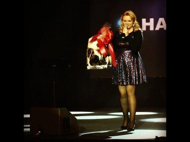 Наталья Онегина, выступление в Нью-Йорке