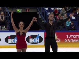 FT 2017 Ksenia STOLBOVA / Fedor KLIMOV FS