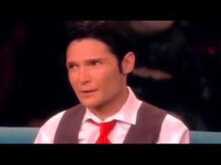 Barbara Walters Says To Corey Feldman