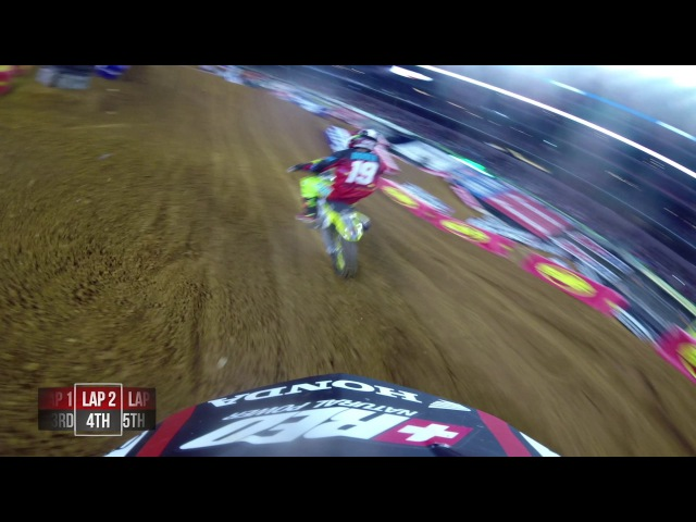 GoPro: Cole Seely Main Event 2017 Monster Energy Supercross from Arlington