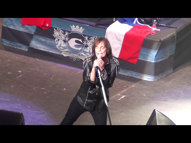 Europe - The Final Countdown (Live in Chile 2017)