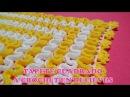 Tapete cuadrado a crochet en RELIEVES paso a paso en video tutorial FÁCIL DE TEJER