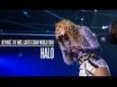 Beyoncé - I Will Always Love You/Halo Live at The Mrs. Carter Show World Tour DVD Footage