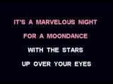 BS7417 03   Morrison, Van   Moondance karaoke