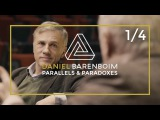 Daniel Barenboim &amp Christoph Waltz on the Fidelity to a Text  Parallels &amp Paradoxes Part 14