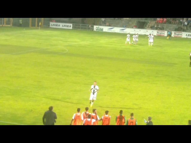 Play off Lucchese Parma 1-2 7 st gol Edera