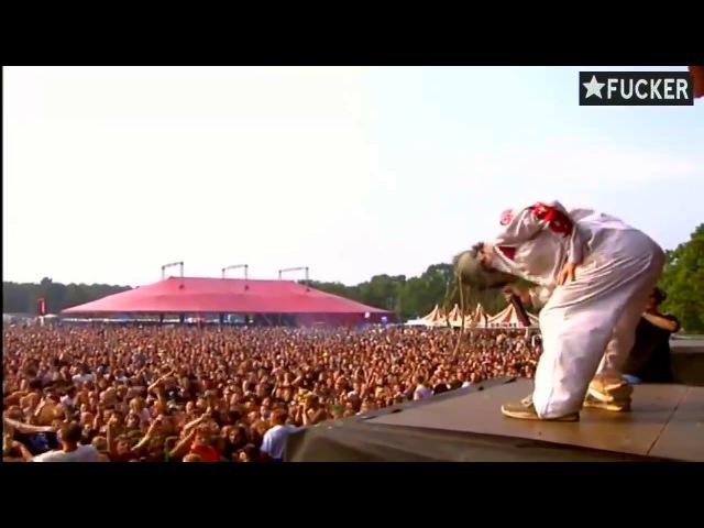 Slipknot live at Dynamo Open Air 2000 Full Concert HD