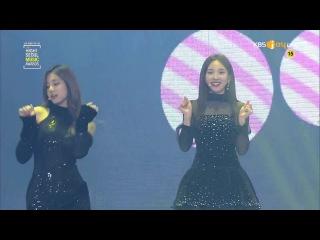 170119 서울가요대상 'TWICE 트와이스 _ 다시해줘,소중한사랑,Jelly Jelly,TT,Cheer Up'
