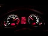 Audi A6 C6 4.2 V8 335km - 0-100km/h | ESP OFF