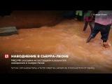 МИД России россияне не пострадали в результате наводнения в Сьерра Леоне