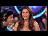 Salman khan,Shahrukh Khan And Kajol Funny Moments