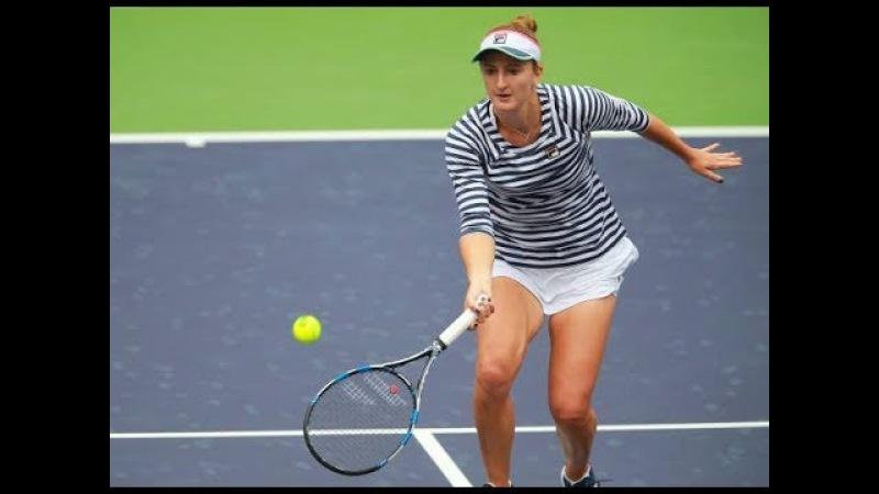 2017 Kremlin Cup Quarterfinals | Irina-Camelia Begu vs. Vera Lapko | WTA Highlights