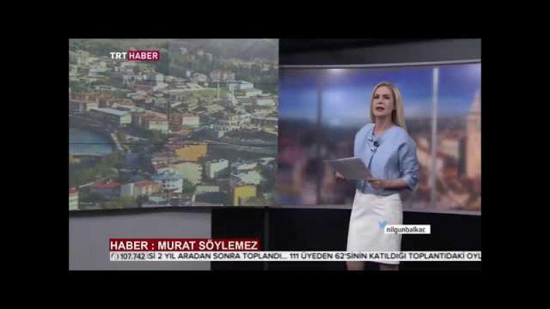 Bayburt için çalan gençler TRT ekranlarında. Murat Söylemez'in özel haberi.