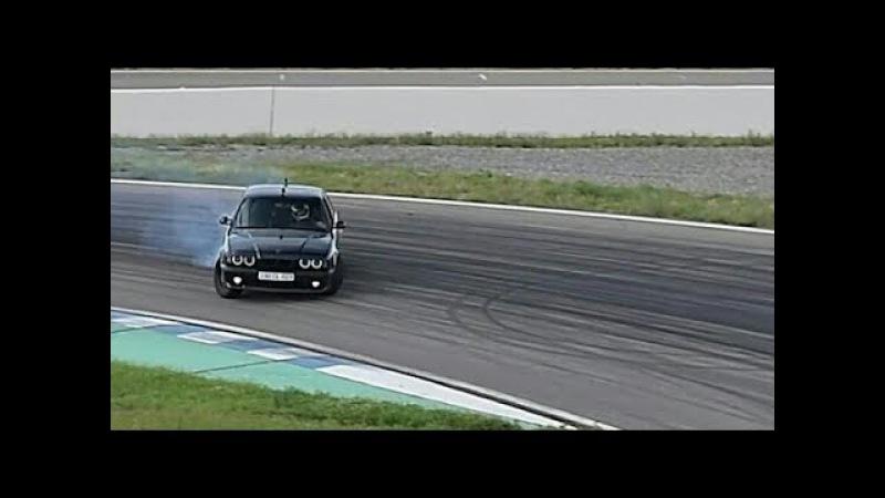 ELVIN 023 BMW E34 Ilegal Street Racing in Georgia