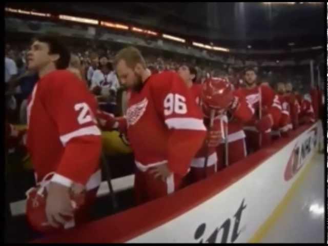 Return to Hockeytown 3: Detroit Red Wings 2001-2002 NHL Season