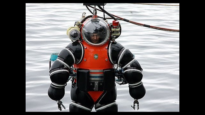 Спасение экипажа затонувшей подлодки