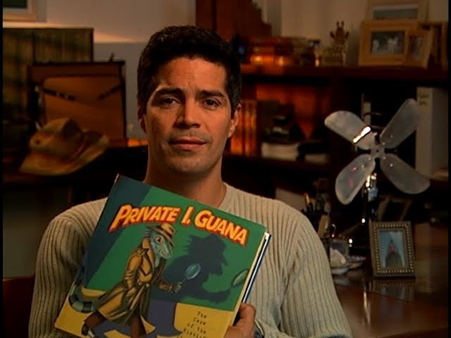 Private I. Guana read by Esai Morales