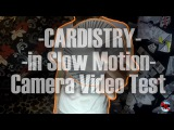 Cardistry in Slow Motion (Camera Video Test) KH