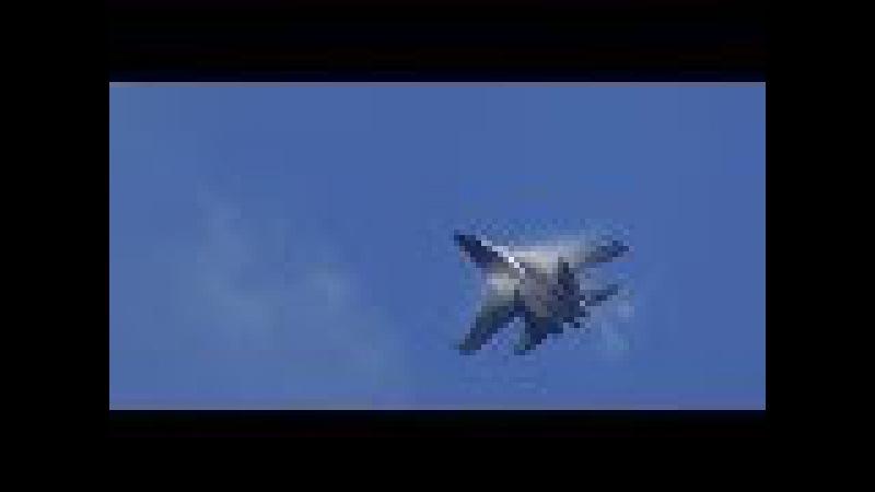 Это не НЛО, это Су-35С