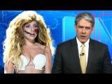 Jornal Nacional  Lady Gaga cancela show no Rock in Rio e deixa os f