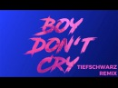 Boy Don't Cry - Tiefschwarz Remix - Tokio Hotel (Official)
