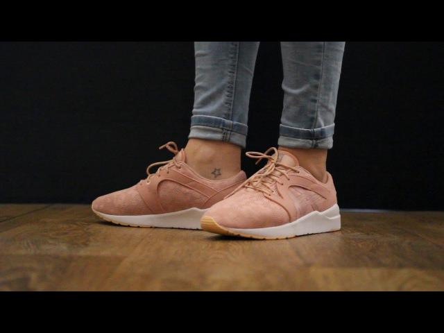 ONFEET Asics Gel Lyte Komachi Peach | sneakers.by