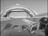 On Board with Mike Hawthorne at Le Mans 1956 D-type Jaguar