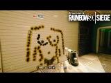 Rainbow Six Siege - Random Moments 22 (Playing Pool, Funny Gun Drawings!)