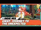 Befriend A Weird Cast Of Characters in Away Journey To The Unexpected E3 2017 Indie Mix