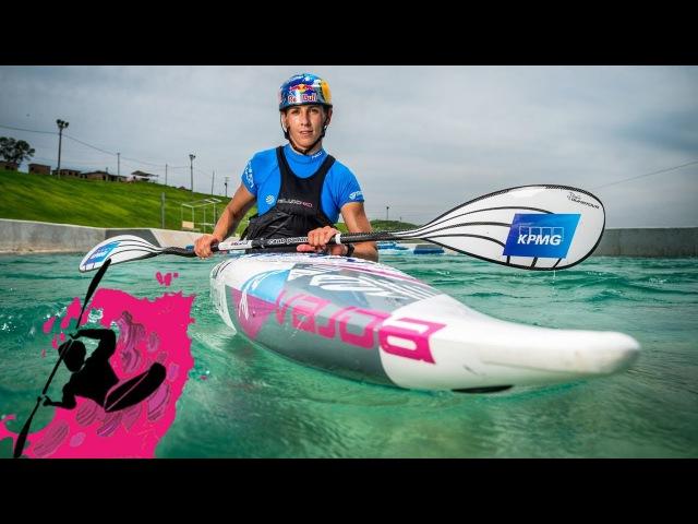 Pre race Warm up ⎜ My kayak technique
