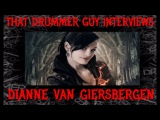 That Drummer Guy Interviews Dianne van Giersbergen