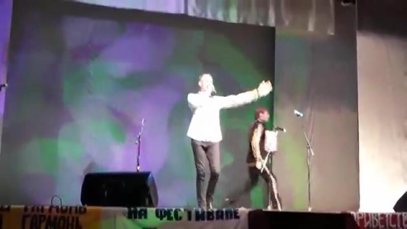Александр Тюхов и Игорь Шипков....... Томочка-Тамарка . Шипковская Ярмарка 2017