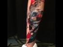 Идеи татуировок ( Dave Paulo )