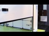 Гаражные ворота Алютех 45 мм