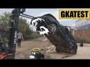 Кофр GKA vs Автомобиля (GKATEST)