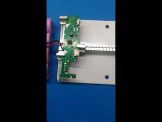 Замена разъёма USB на повербанке одной рукой