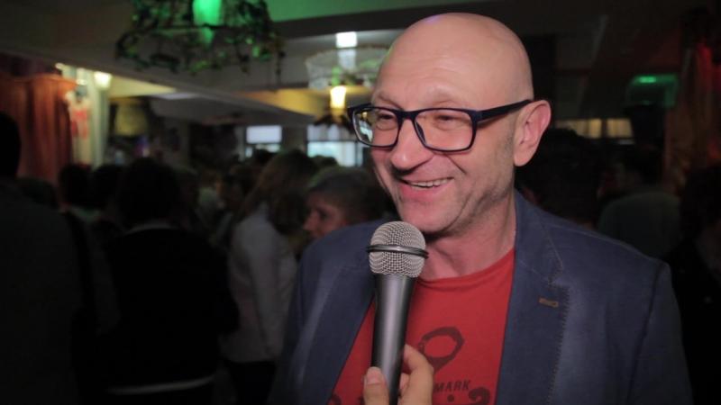 Давид Бурман поздравил театр СЕМЬЯНЮКИ с юбилеем