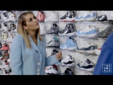 Outpac x VPerevode: Рита Ора закупается сникерами с Complex