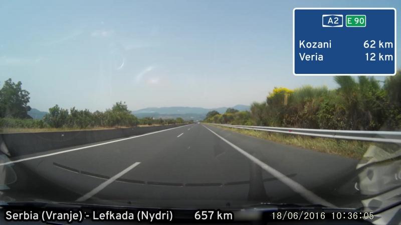 Od Srbije do Lefkade