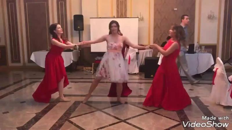 Танец невесты и ее подружек)