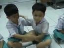 Так дети в Таиланде начинают свой день в школе