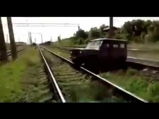 Спасение УАЗика не удалось - 240p