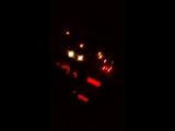 Поездка по ночному городу)