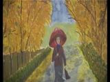 Юные мастера живописи представили свои лучшие работы